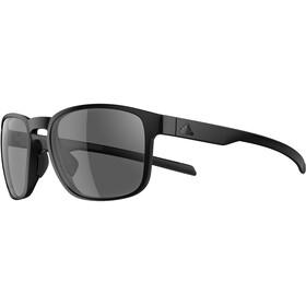 adidas Protean Occhiali ciclismo, black matt/grey